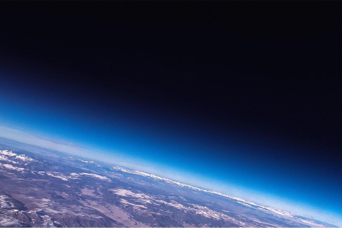 Bumi Membaik Saat Covid-19