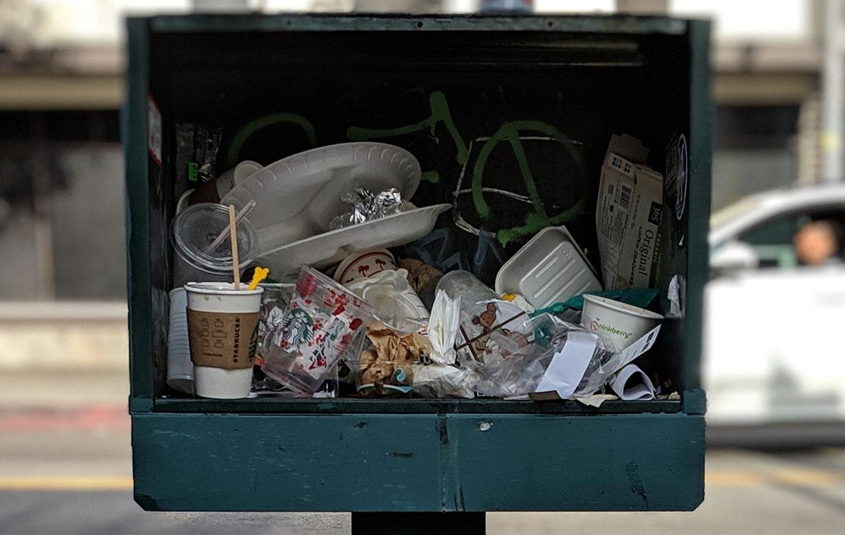 Sampah Jadi Prank