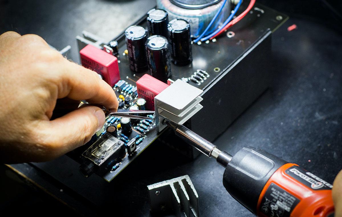 Sampah Elektronik Pemol